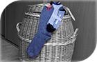 Anop - Spona na ponožky v prádle